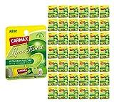 1,728x Carmex Lime Twist Lip Balm Moisturizer Medicated SPF15 .15oz
