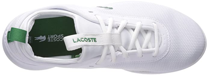 Amazon.com | Lacoste Womens LT Spirit 2.0 317 1 Sneaker | Fashion Sneakers