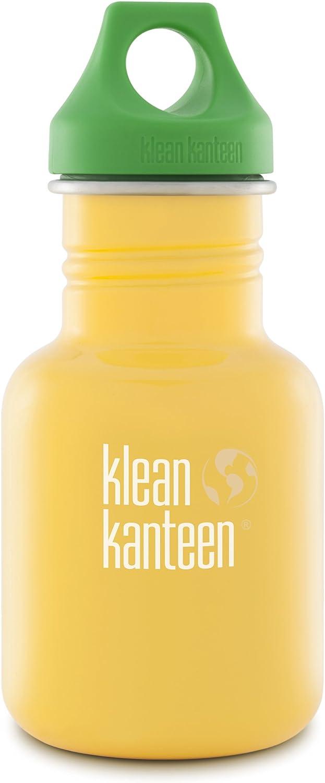 Klean Kanteen 12oz Kid Kanteen w//Loop Cap