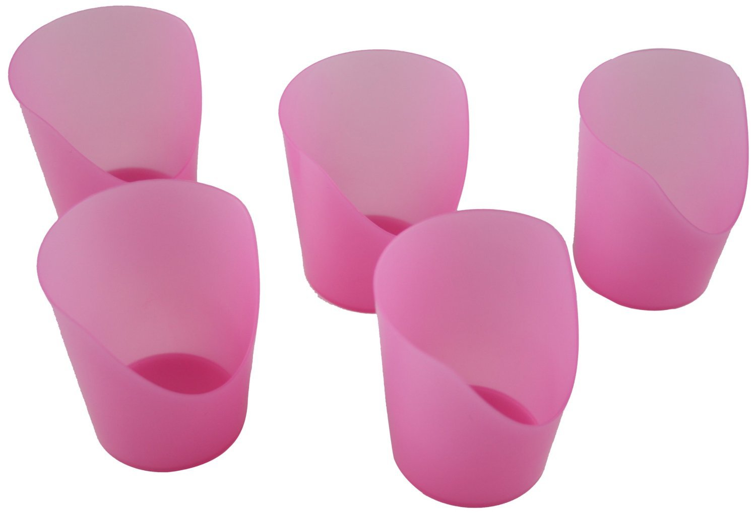 Flexi-Cut Cup (Pack of 5) - 30ml (1fl.oz) Pink