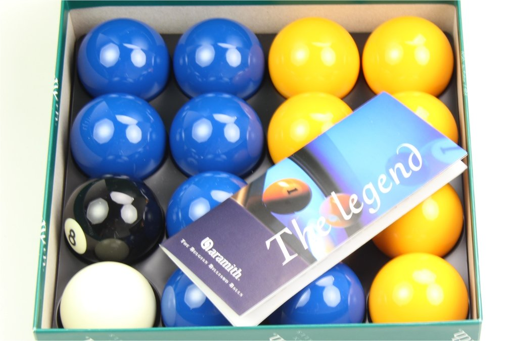 Funky Chalk Kids Small ECONOMY SNOOKER 17 Ball Set 1 5//8Inch 41mm