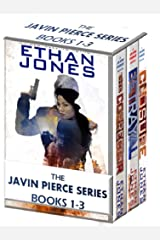 Javin Pierce Spy Thriller Series Box Set Books 1-3: Action, Mystery, International Espionage and Suspense Kindle Edition