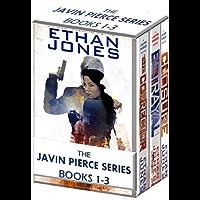 Javin Pierce Spy Thriller Series Box Set Books 1-3: Action, Mystery, International Espionage and Suspense