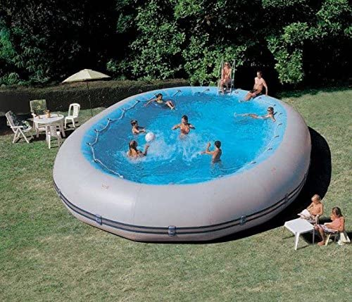 Zodiac Ovline Original Oval Pool 11 2m X 7 3m Amazon Co Uk