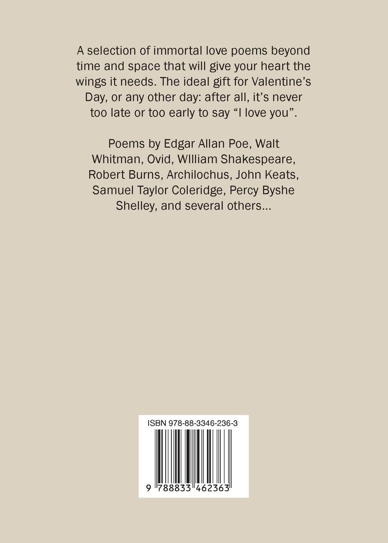 William Shakespeare Love Poems 3