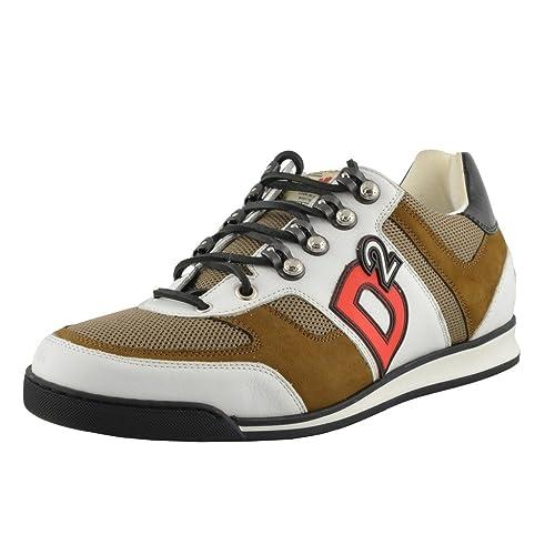 Dsquared D2 - Zapatillas de Deporte a la Moda Hombres: Amazon.es: Zapatos y complementos