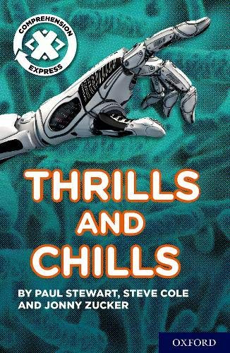 Project X Comprehension Express: Stage 3: Thrills and Chills Pack of 6 PDF