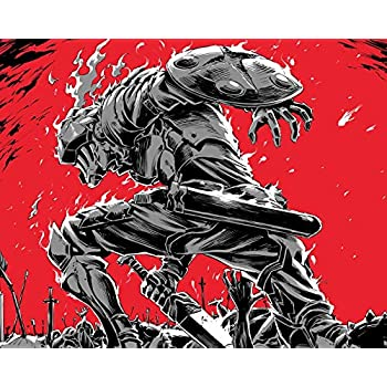 SUPERIOR POSTER - Goblin Slayer - Anime Manga Art Wall Print - TV Show Japanese High Quality - 16x20 Inches