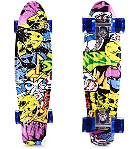 Graffiti Skateboards