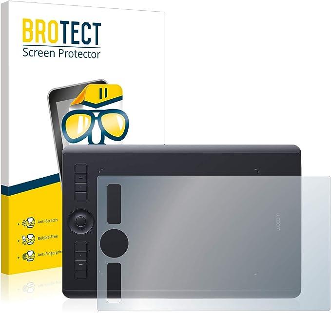 Brotect Schutzfolie Kompatibel Mit Wacom Intuos Pro M Elektronik