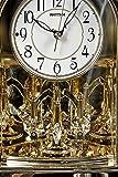 """Rhythm Clocks """"Crystal Dulcet II"""" Musical Motion"""
