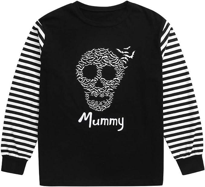 Hink, Pijama para Mujer con diseño de Calavera de murciélago y murciélago Negro Negro (L: Amazon.es: Ropa y accesorios
