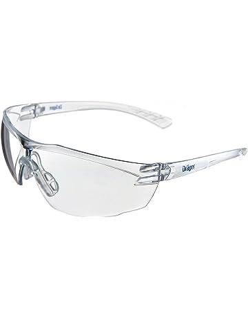 ffe9656d50 Dräger X-pect 8320 - Gafas de seguridad | Lentes de protección rayos UV  antivaho