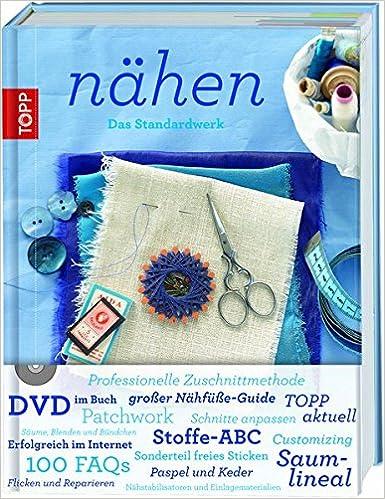 Nähen: Das Standardwerk (inkl. DVD): Amazon.de: Brigitte Binder ...