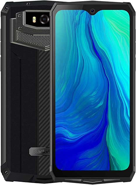 2019】 Blackview BV9100 IP69K Outdoor Smartphone 13000mAh (30W ...