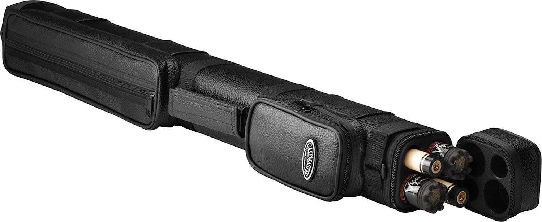 Casemaster Q-Vault Classic Billar/Billar Duro Caso, 2 Completo ...