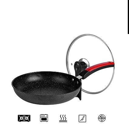 LLW-Frying Pans Sartenes para Sartenes Sartén Sartén De Piedra Maifan Sartén Sartén Sartén para