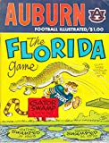 img - for Auburn Football Illustrated: The Florida Game: October 30, 1971 book / textbook / text book