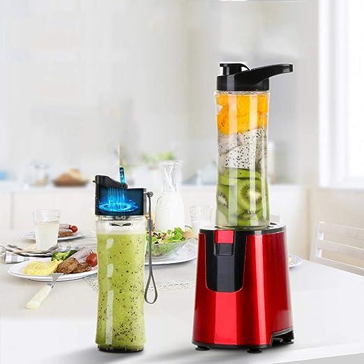 Love House Mixer Fruchtmaschine,Entsafter Tasse Tragbare