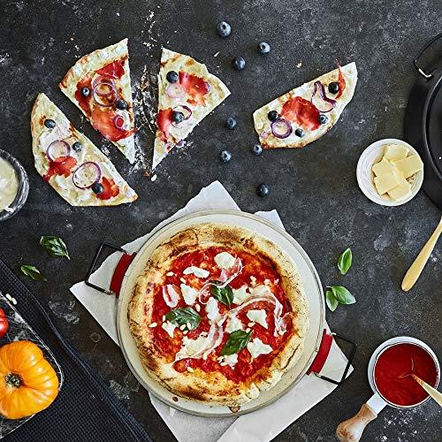 Forno per Pizza Peppo, Pizza Maker Elettrico a 350 °C c 7