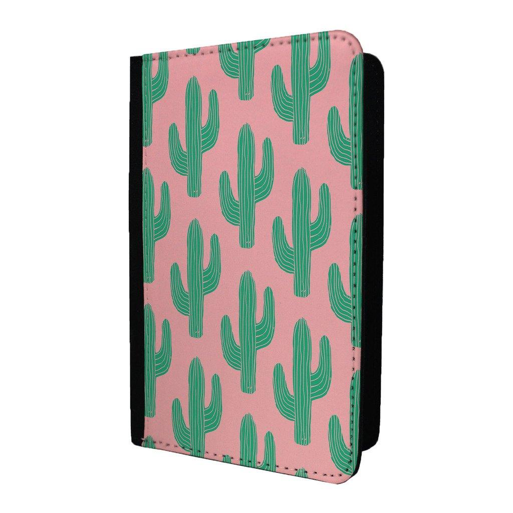 Cactus Collage Coque passeport Motif–S85