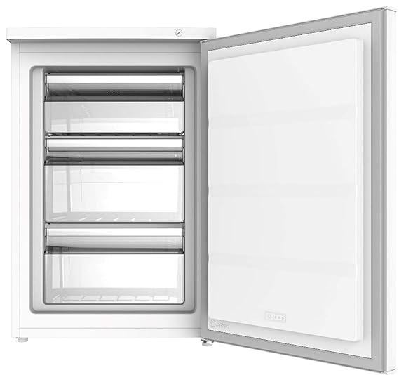 PKM gs83.4 a + + T3 Blanco Pie Congelador unas Frigorífico: Amazon ...