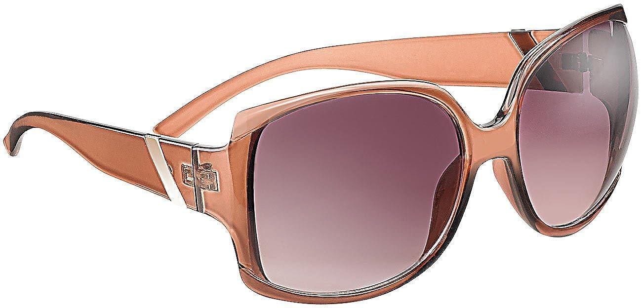 Damensonnenbrille mit großen Gläsern Butterfly XXL retro Vintage