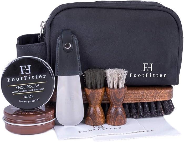 Top 10 Home Shoe Shine Kit Brown And Black
