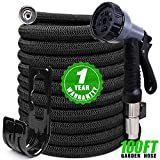 Best expandable garden hose - Expandable Garden Hose 100ft, Kink Free Water Hose Review