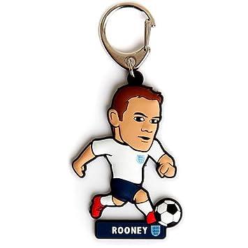 Regalos - Official England FA ronney PVC Llavero - un gran ...