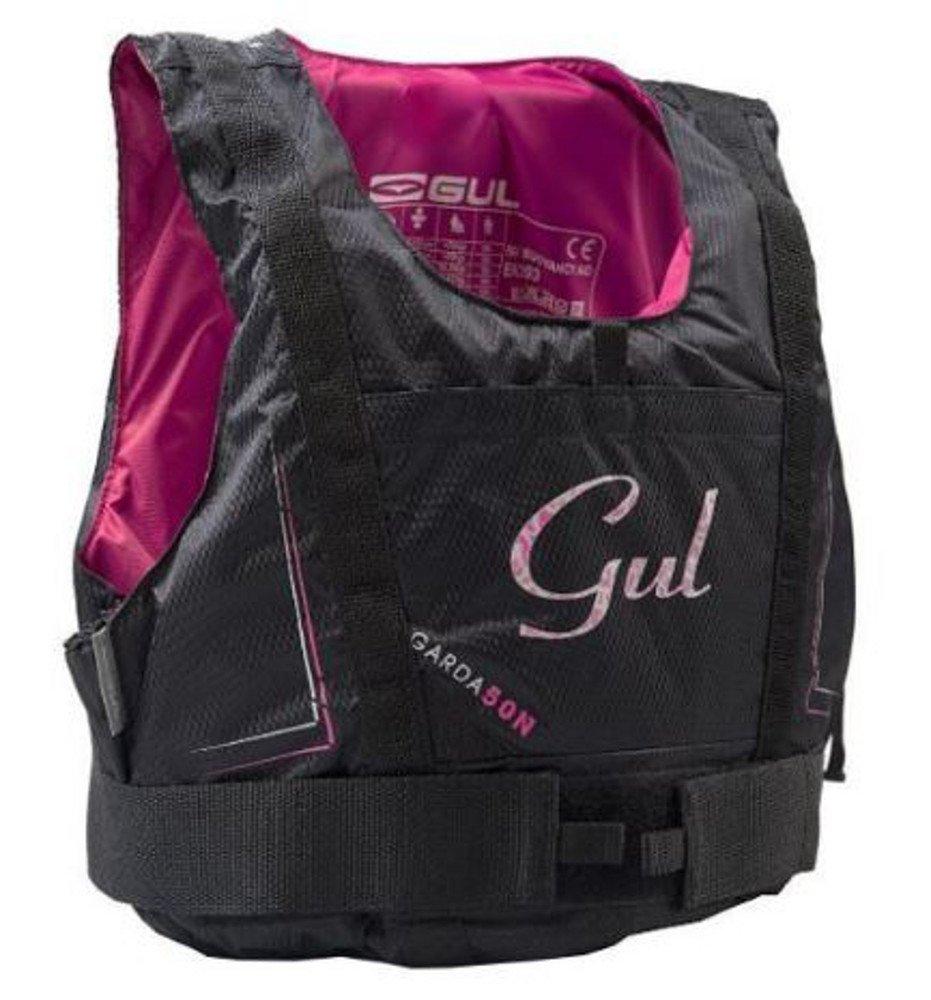 Gul Garda 50 NブイアンシージャケットLサイズブラック/セリーゼピンク裏地