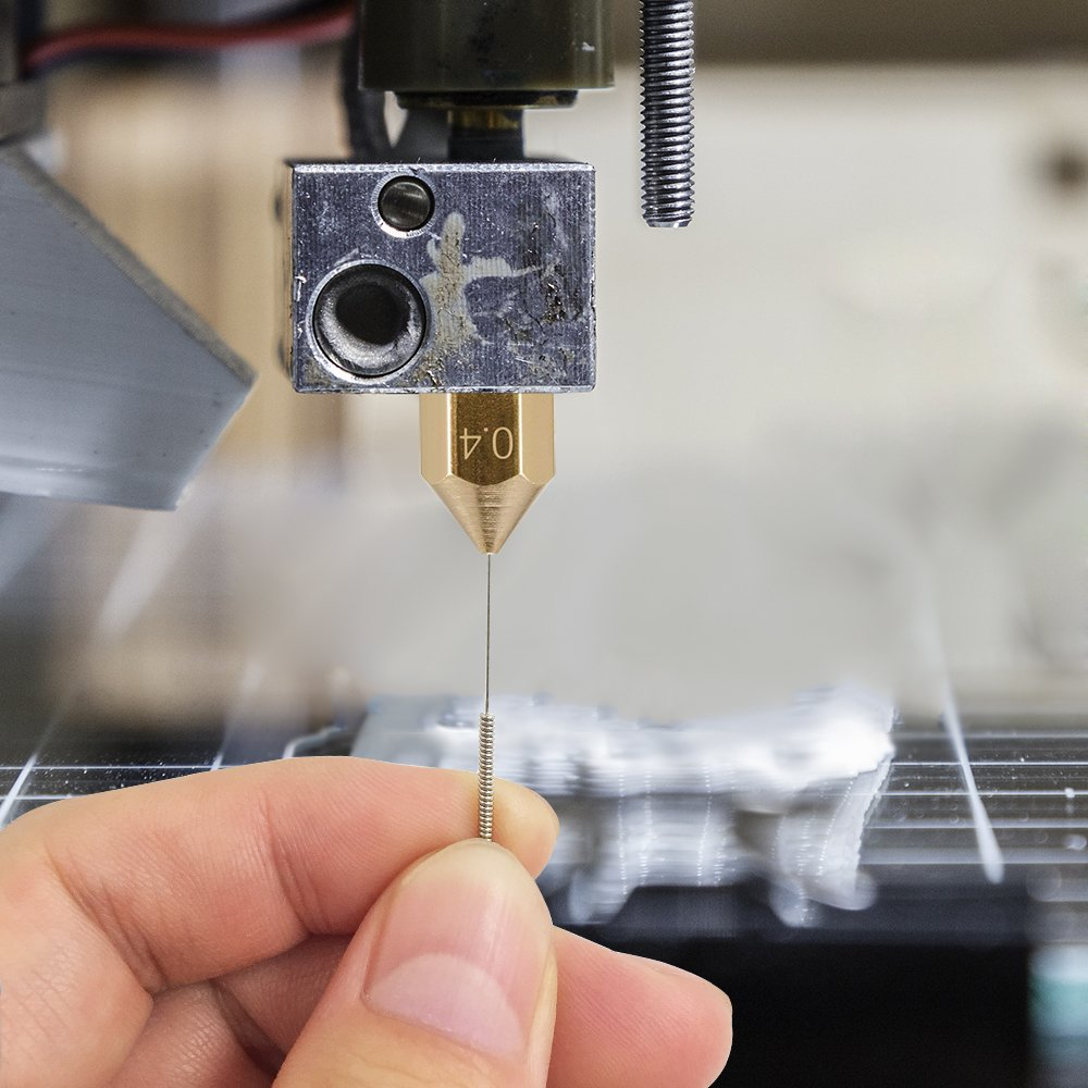 AFUNTA 24 Piezas M6 3D Impresora Extrusora Boquilla Latón ...
