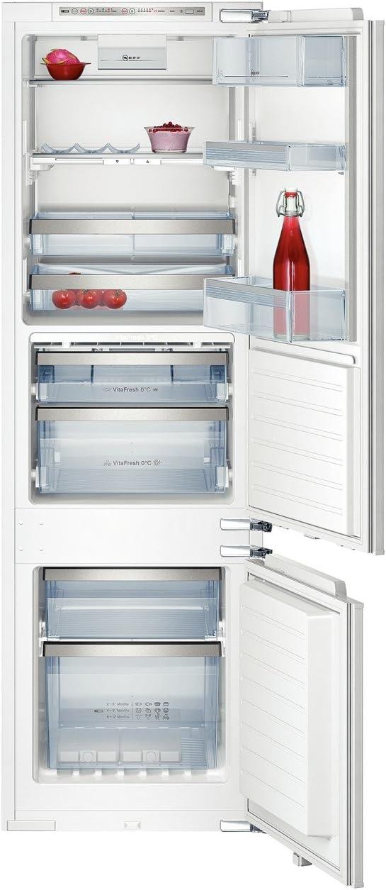 Neff K8345X0 nevera y congelador Integrado Blanco 251 L A++ ...