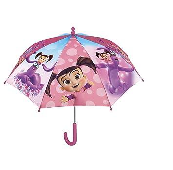 PERLETTI perletti75250 38 x 8 cm niña Kate y MIM Impreso Seguridad Apertura Tipo Paraguas