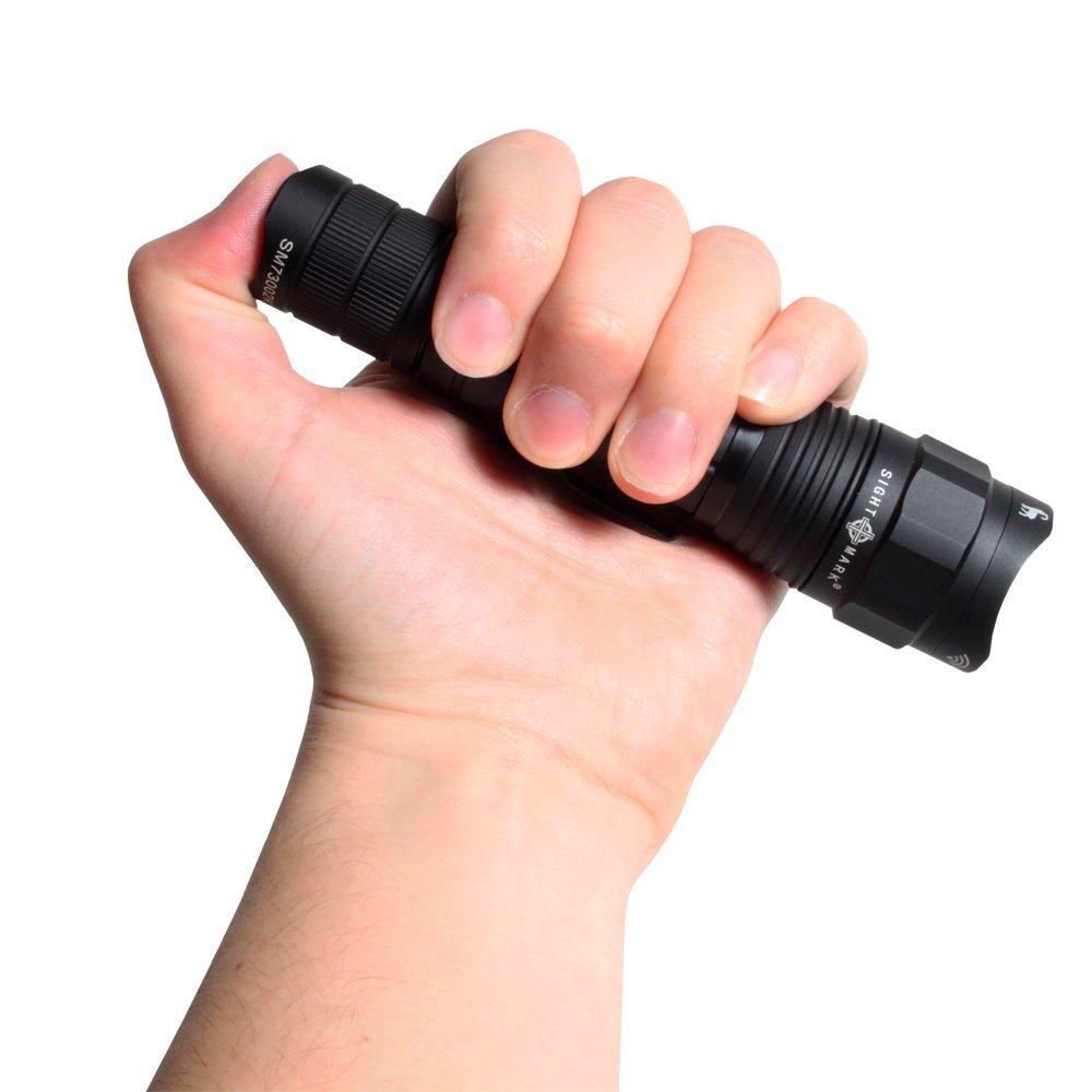 Sightmark Q5 Triple Duty Tactical Flashlight (Certified Refurbished)