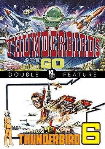 DVD : Thunderbird 6 / Thunderbirds Are Go