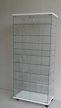 vitrinas de Modelado, Destacados en Cristal, Caja de Cristal ...