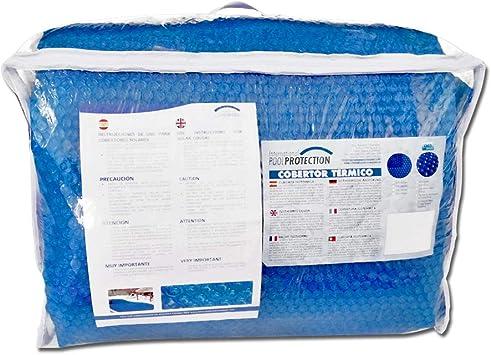 Pool System Protection Cobertor térmico 350 Micras Eco para Piscina de 7 x 3 Metros: Amazon.es: Jardín