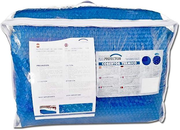 Pool System Protection Cobertor térmico 350 Micras Eco para Piscina de 2 x 4 Metros