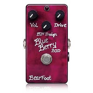 BearFoot BlueBerry Bass Overdrive