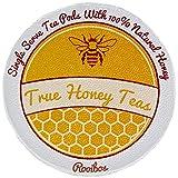 Honey Infused African Rooibos Single Serve Herbal Tea for Keurig K-Cup Brewers (Box of 22)