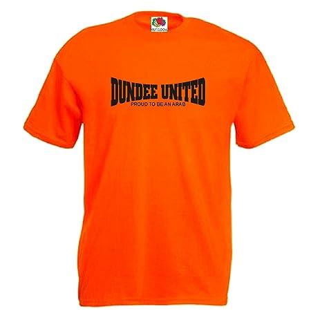 Camiseta Hombre Dundee United FC Orgulloso De Ser ?rabe Todas Tallas Disponibles