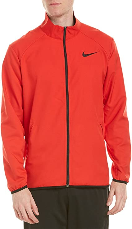 nike training jacket mens