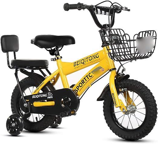 Jiamuxiangsi 3 Años de Edad Bicicletas Bicicletas Bicicletas 2-4-6 ...