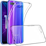 """GeeRic Cover Huawei Honor 10, ultra caso della copertura della cassa [sottile sottile] gomma flessibile del gel di TPU molle del silicone pelle protettiva per Huawei Honor 10 5.84"""""""