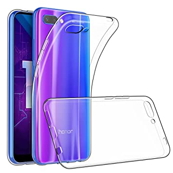 arrives 5c1bf 3c79a GeeRic Compatible Huawei Honor 10 Case Clear Cover for Huawei Honor 10 Soft  Silicon Bumper Covers Back Protector Transparent Anti Slip Shockproof Case