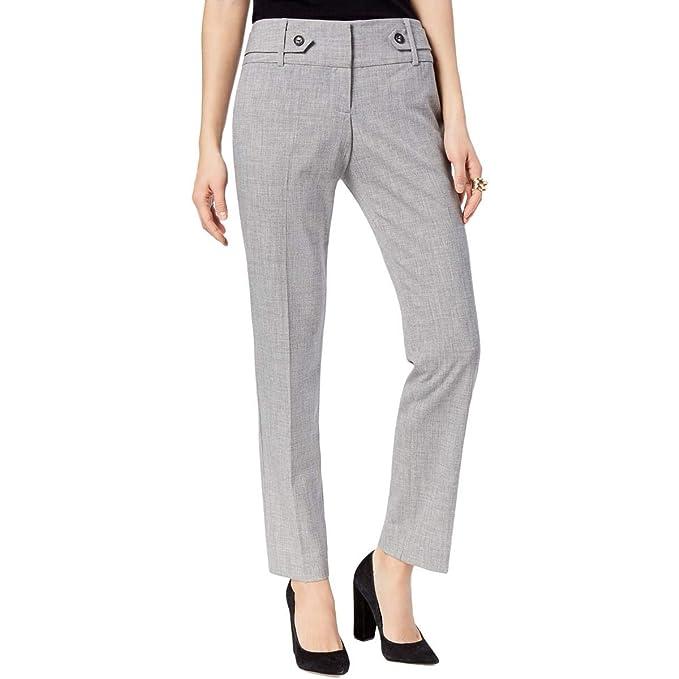 Amazon.com: A. Byer - Pantalones de vestir para mujer, 5 ...