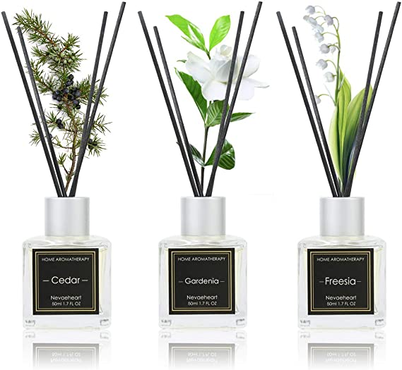 Valerie $47 NEW Harvest Home Reed Diffuser including 1 Gift Box with 3 Bottles