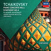 Tchaikovsky: Piano Concerto No.1 (Virtuoso series)