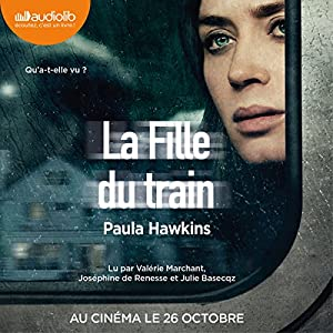 La Fille du train Audiobook